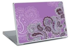 Purple Paisley! I want this!!