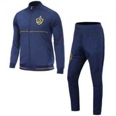 2017 Cheap Jacket Suit Los Angeles Galaxy Away Replica Football Shirt [AFC19]