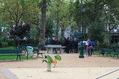 Square Henri Galli Henri, Notre Dame, Dolores Park, Paris, Travel, Montmartre Paris, Viajes, Paris France, Destinations