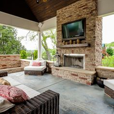 Fabulous outdoor living space