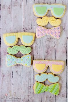 Geek Chic Cookies | love these!