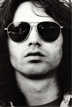 """""""I believe in a long, prolonged, derangement of the senses in order to obtain the unknown.""""  ― Jim Morrison"""