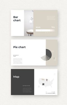 PowerPoint Template is a clear presentation to Show your Portfolio & Ideas. This is the right business portfolio presentation for every creator, Design Web, Chart Design, Slide Design, Layout Design, Book Design, Simple Web Design, Portfolio Design Layouts, Portfolio Resume, Dashboard Design