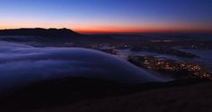 Photographer Chases SF Fog for 2 Years to Create Gorgeous Timelapse - My Modern Metropolis