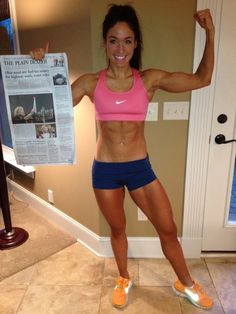 Lean, slender arms with amazing muscle definition. Get 'em here.