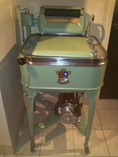 Fully-restored 1935 Maytag Model 30WP wringer washer