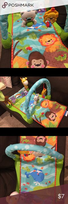 Playmat Play mat. Lots of life left. Smoke & pet free home. #playmat #tummytime #baby #babygear Other