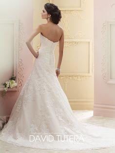 David Tutera - Katharine - 215265 - All Dressed Up, Bridal Gown