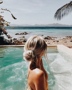 I really love to cook, my husband and I collect wine, and in my head, I am continuously on island, walking the beach listening to the song of the ocean. Summer Feeling, Summer Vibes, Summer Beach, Summer Things, Summer Glow, Summer Hair, Ocean Beach, Spring Summer, Summer Photography