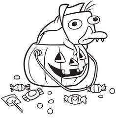 Printable Perry the Platypus Coloring Pages For Kids | Cool2bKids ...