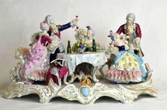 German Porcelain Figural Group : Lot 79