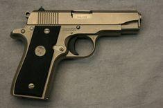 Colt -- 380 Government Model Satin Nickel finish