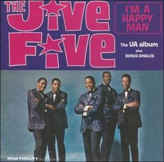 Digitally remastered and expanded edition of this 1964 album from the R&B vocal group. The Jive Five began their singing career at the time when Soul music was establishing an identity in the era of R