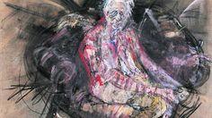 Willy Leopold Guggenheim (Varlin), «Autoritratto», 1975, Zurigo