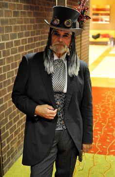 Steampunk Gentleman by mhaithaca, via Flickr --- Ian as Jekyll