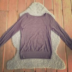 dark taupe light sweater lightly worn. no damages. soft and warm, but a little lighter :) Forever 21 Sweaters