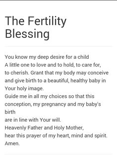 Coping with infertility fertile period calculator for pregnancy,how to get pregnant with a girl planning to get pregnant,when do i ovulate conceive in a sentence. Infertility Quotes, Pcos Infertility, Prayer For Infertility, Endometriosis, Male Infertility Treatment, Pregnancy Prayer, Pregnancy Tips, Pregnancy Spells, Pregnancy Quotes