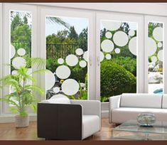 How To Add Privacy And Decorating Ideas For Glass Doors