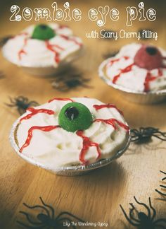 'Like' to vote for @happysolez's Zombie Eye Pie! #HSPinParty