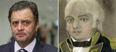 O s    E s p i n h o s    d o     M a n d a c a r ú: Aécio Neves é o novo Joaquim Silvério dos Reis