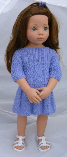 Doll Costume, Costumes, Gotz Dolls, 18 Inch Doll, Doll Patterns, American Girl, Doll Clothes, Knit Crochet, Diva