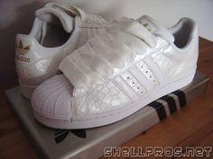 Adidas Superstar II White / Scale - #465952, 03-06