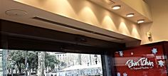 Commercial Entrances Recessed Air Curtains | Flickr - Photo Sharing!