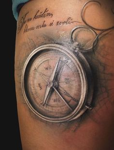 tattoo kompas - Google zoeken