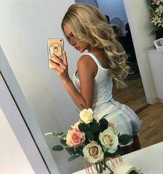 Human Hair Clip Ins, 100 Human Hair, Bleach Blonde, Blonde Hair, Eden Hair, Let Your Hair Down, Beautiful Long Hair, White Girls, Girly Outfits