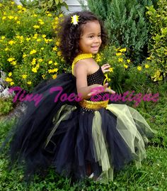 Batgirl Inspired Costume by tiny toes bowtique on Etsy, $50.00