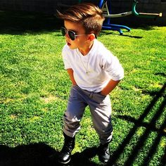 Mini Style Hacker: Instagram's 4-Year-Old Fashionisto (Photos) - The Daily Beast