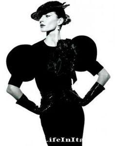 Italian fashion and beauty.