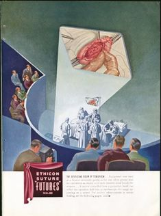 1943 - The Operating Room of Tomorrow