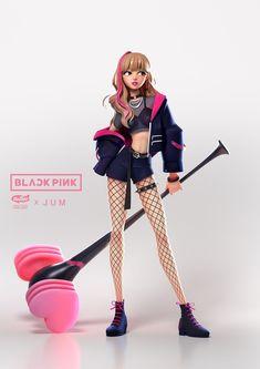 Omg hellooo Lego, Kpop Girls, Kpop Girl Groups, Drawing S, Art Drawings, Superhero, Ji Soo, Rose Park, Blackpink Jennie
