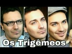 The Triplets Brothers Trifles Identical Rare Multiple Birth Movie Series Novel Theater gay vlog Multiple Births, Vlog, Triplets, Youtube, Brother, Gay, Movies, News Anchor, Poet