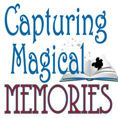 Capturing Magical Memories - a blog all about Disney World scrapbooking. What a great resource for ideas.