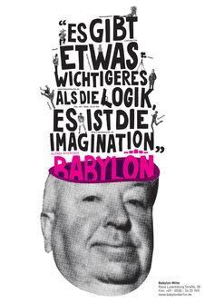 luca bogoni - typo/graphic posters