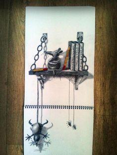 Illustration | Ramon Bruin – Leben im Papier