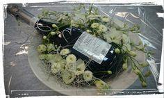Dekorasjon med vinflaske -design ingunngrimsby