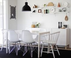 Design on a Budget: IKEA Melltorp | Nordic Days  Woman claims table lasted her more than two years.