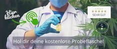 Munchener CBD-Firma schockt die Hanfindustrie mit einmaliger Sonderakt– CBD Plus by Hempfield GmbH Endocannabinoid System, Stress, Cannabis, Smartphone, Sign, Free, Medicine, Heart Function, Chronic Pain