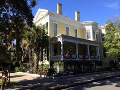 Forsythe Inn at the Park, Savannah, GA.