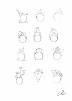 sketches #1 on Behance