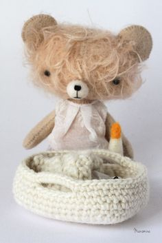 Image of Mini bear set: Cloe