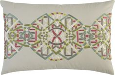 """Kinte 24""""x16"""" Pillow    Crate and Barrel"""
