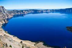 Crater Lake: Η καθαρότερη λίμνη της γης (vid): http://www.planitikos.gr/2012/05/crater-lake.html