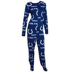 67f95ff8ba Indianapolis Colts Concepts Sport Women s Façade Union Suit Pajamas - Royal