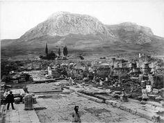Dr. Andre Jusserand, 1900-1915, Αρχαία Κόρινθος. Δημοσίευση Θεόδωρου Μεταλληνού.
