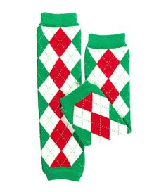 Legwarmers for Children - Yummy Mummy Emporium Christmas Styles only $7.