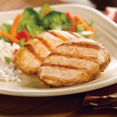 Omaha Steaks Boneless Chicken Breasts | Chicken is a good source of vitamin B5, and there are so many ways to prepare it!